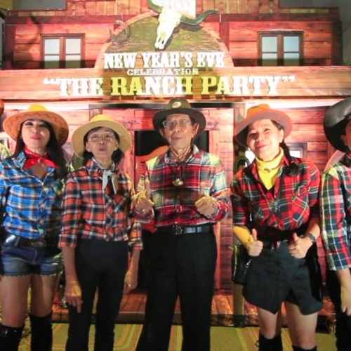 The Ranch NYE 2019 Celebration at The Sultan Hotel & Residence Jakarta
