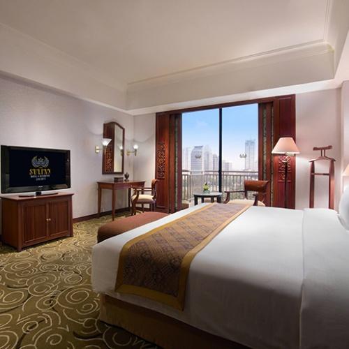 Royal Suite 1 Kamar Tidur