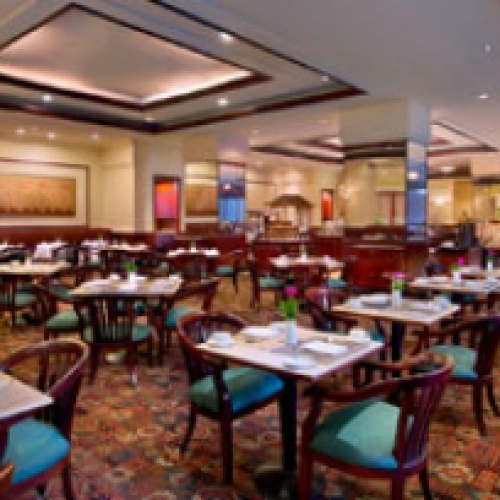 This April, Dine For Free at Lagoon Cafe