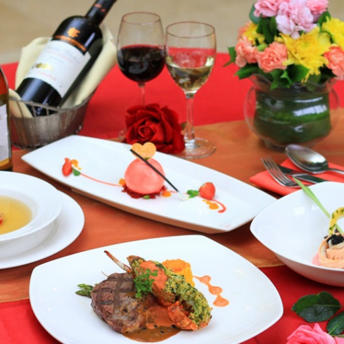 Valentine's Set Menu & New Signature Dishes at Lagoon Cafe