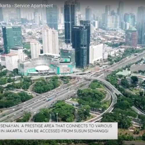 The Residence Sultan Jakarta - Service Apartemen
