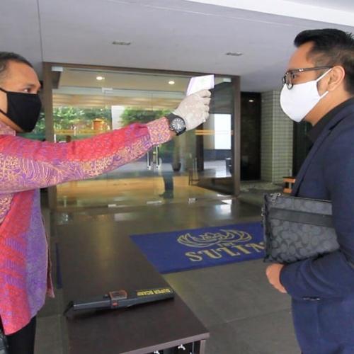 Sambut New Normal, The Sultan Hotel & Residence Jakarta Terapkan Protokol Kesehatan
