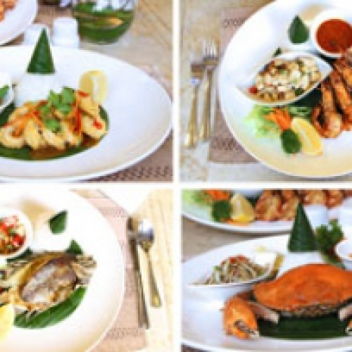 Taste of The Authentic Indonesian Seafood at The Sultan Hotel & Residence Jakarta