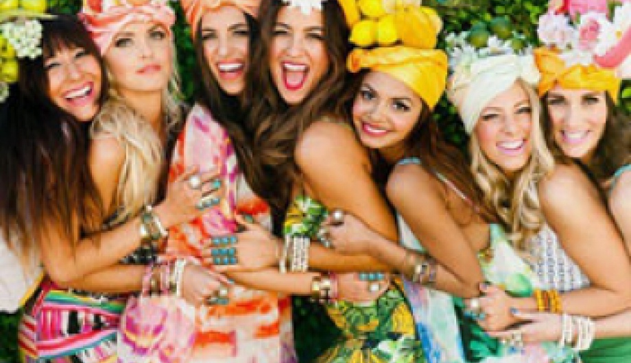Bachelorette Party Inspiration in Hotel Jakarta