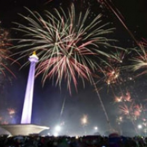 5 Hotspots for New Year Celebration in Jakarta