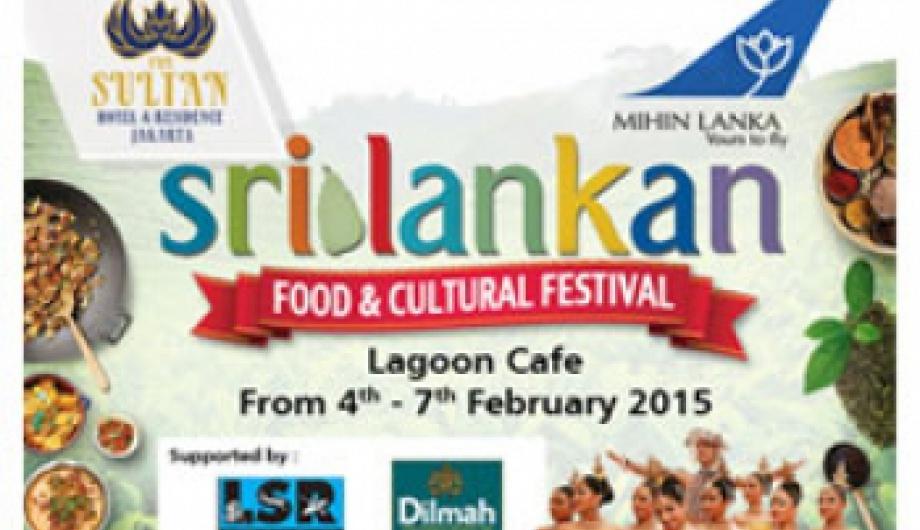 Sri Lankan Festival in Jakarta