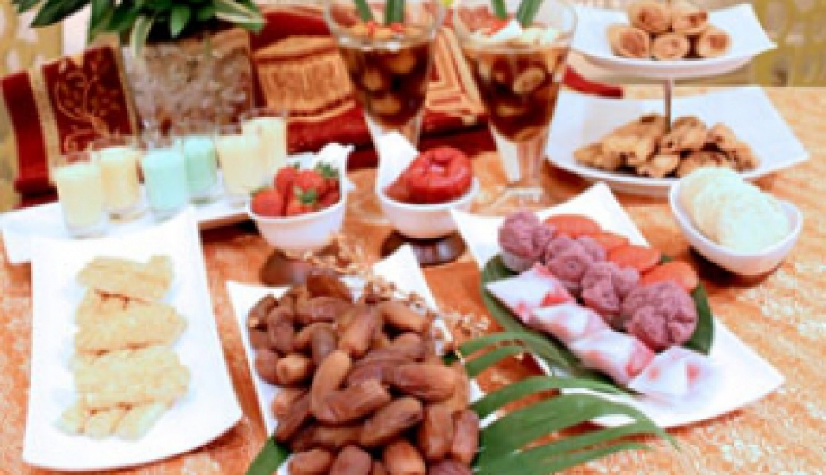 Iftar, A Moment Of Sharing
