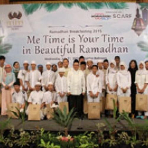Me Time is Your Time in Beautiful Ramadan with The Sultan Hotel & Residence Jakarta