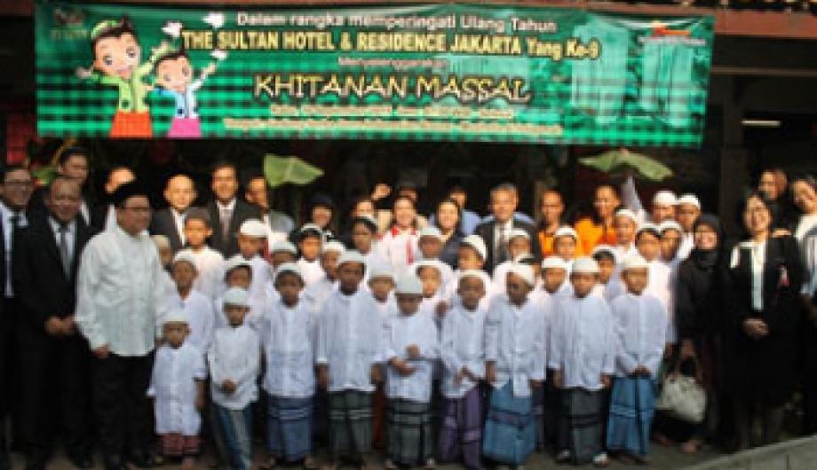 Sultan Anniversary Series of Social Activities