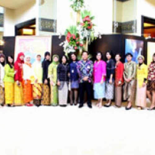 Kartini Day Celebration at The Sultan Hotel & Residence Jakarta
