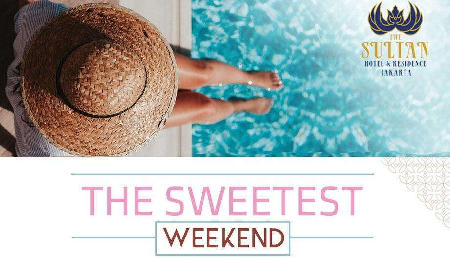 The Sweetest Weekend Package