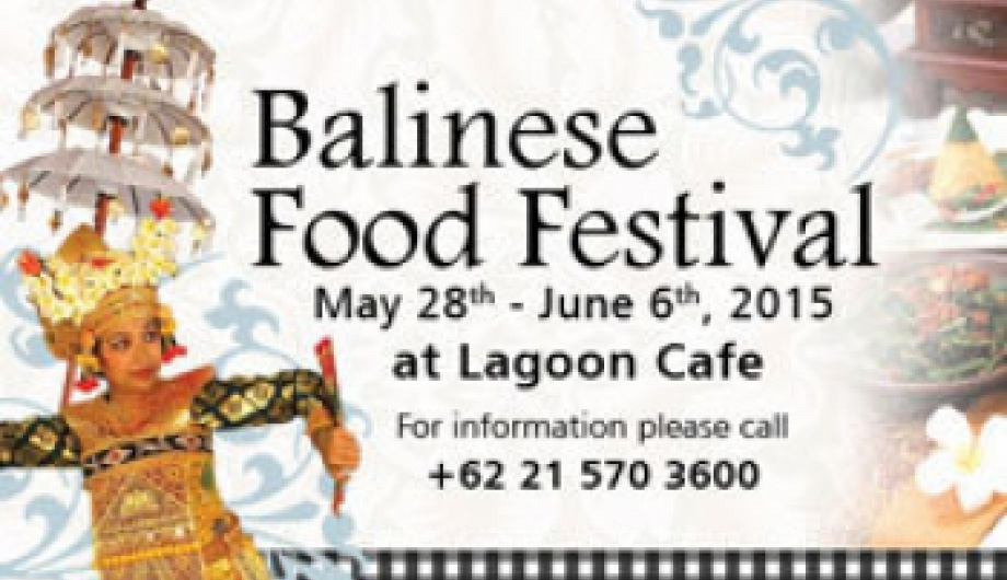 Falling In Love with Balinese Cuisine