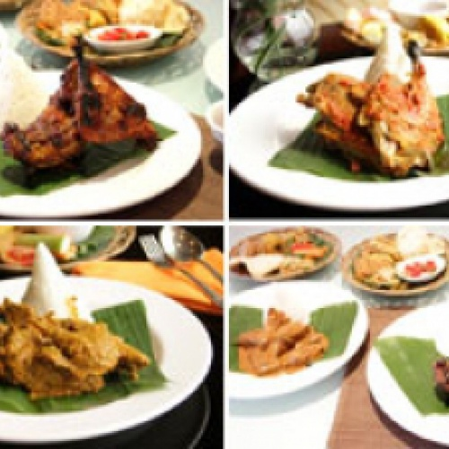 Myriads of Savory Indonesian Duck Cuisines at The Sultan Hotel & Residence Jakarta