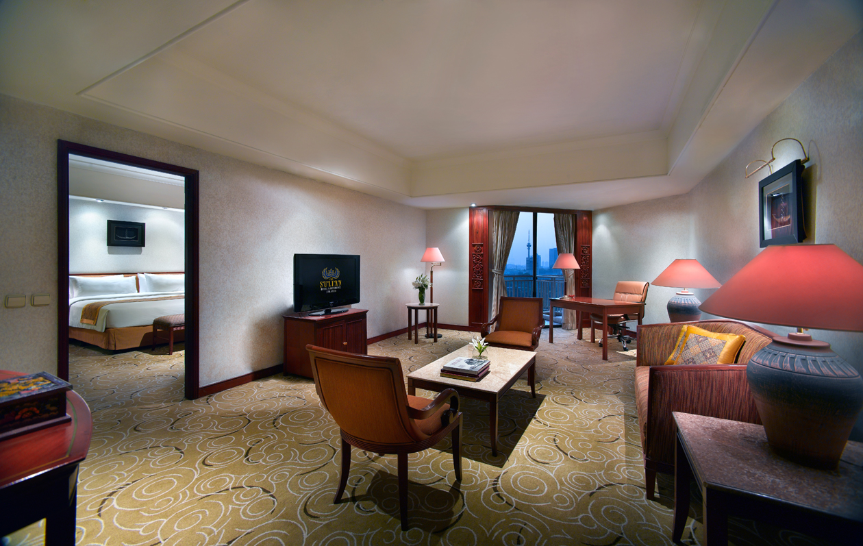 The Sultan Hotel Residence Jakarta Luxury Hotel In Jakarta