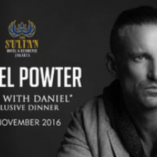 Daniel Powter to Perform at The Sultan Hotel & Residence Jakarta on 26 November 2016