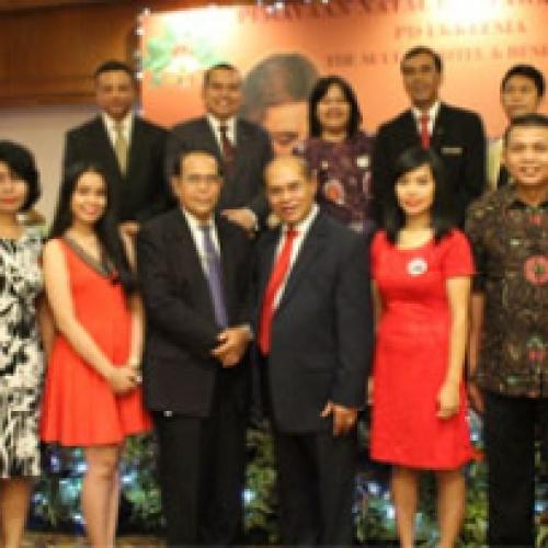 Christmas & New Year's Eve Celebrations At The Sultan Hotel & Residence Jakarta