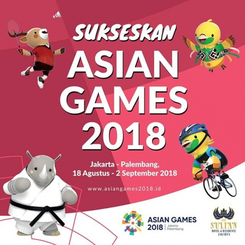 The Sultan Hotel & Residence Jakarta welcoming Asian Games 2018