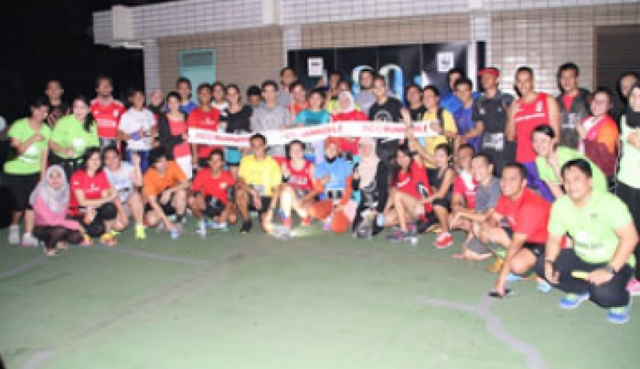 """The Sultan Hotel & Residence Jakarta's Call-to-Act for Earth Hour """"Lights Off - Green On - Run for Earth Hour"""""""
