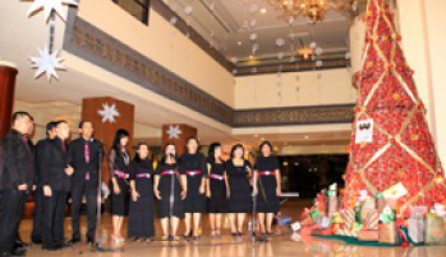 Christmas Celebration at The Sultan Hotel & Residence