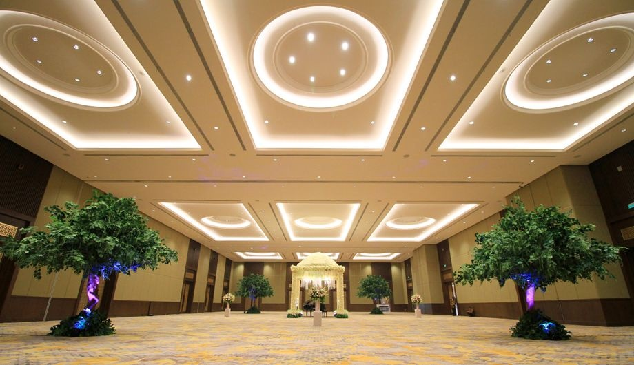 Mesmerizing, Golden Ballroom The Sultan Hotel & Residence Jakarta Is Now Open