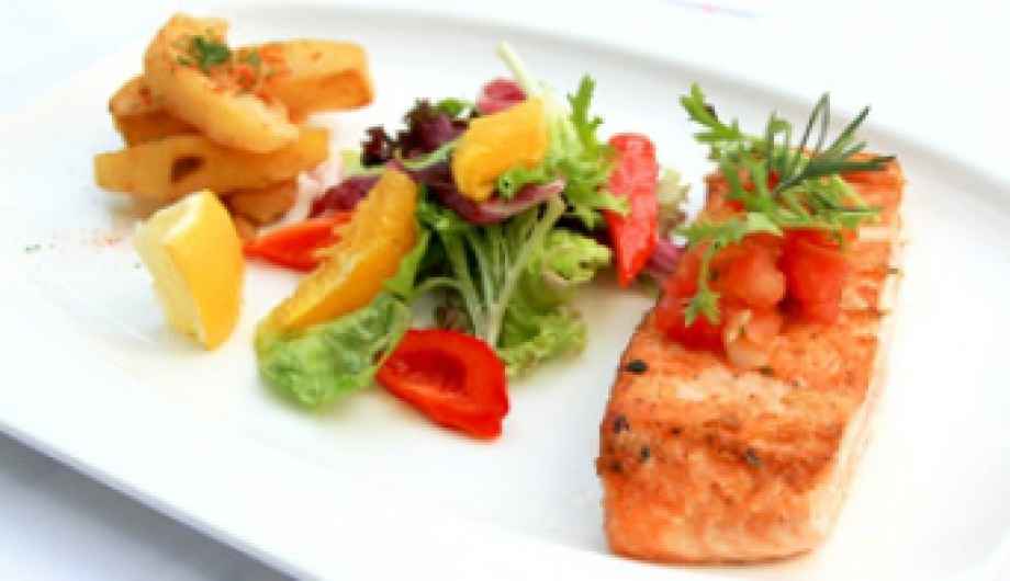 Good Health with a Good Food Salmon and Tofu Promotion at The Sultan Hotel & Residence Jakarta