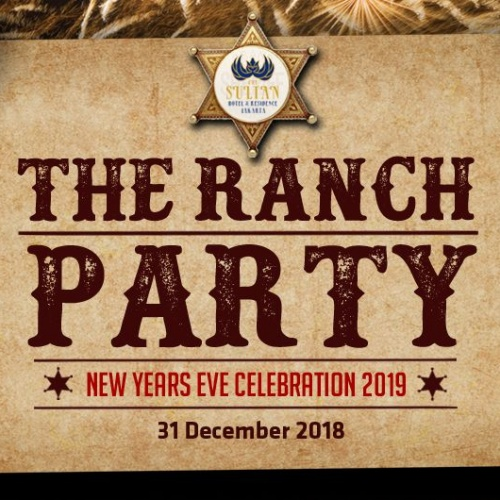 THE RANCH New Year's Eve Party 2019 at The Sultan Hotel