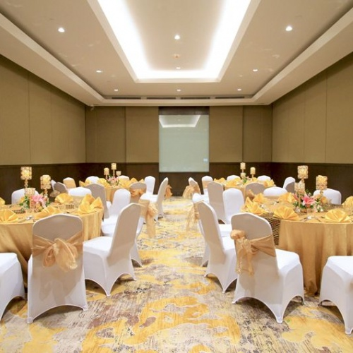 Prime Function Venues at The Sultan Hotel & Residence Jakarta