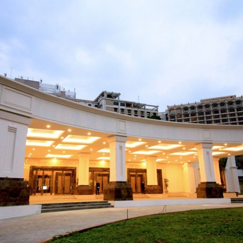 Mesmerizing, Golden Ballroom The Sultan Hotel & Residence Jakarta Is Now Open