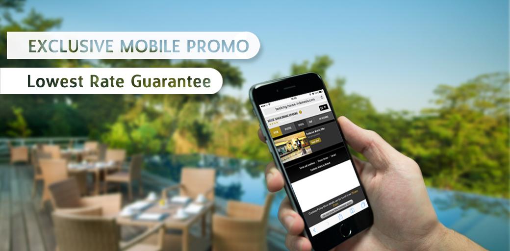 Exclusive Mobile Promo